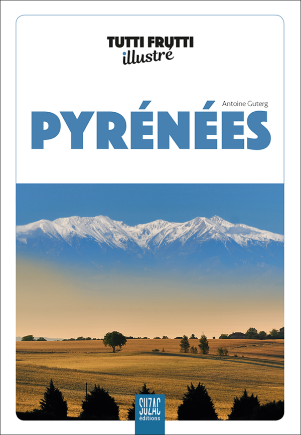 Tutti frutti illustré Pyrénées