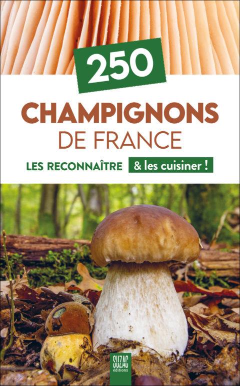 250 Champignons de France